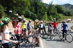journée vélo Briançon Embrun